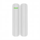 AJAX DoorProtect Plus White (Магнитный датчик открытия с сенсором удара и наклона, белый) (9999.13.WH1)