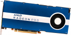 Видеокарта Graphics Card AMD Radeon Pro W5500, 8GB, 5-DP, (Z2 G5 Tower, Z2 G4 Tower, Z4, Z6, Z8) (9GC16AA)