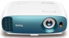 Проектор BenQ TK800M 4K UHD (3840x2160) 3000 AL, 1.1X, TR 1.50~1.65, HDMIx2 (2.0x1, 1.4x1), USB power, 3D, HDR10/ HLG, 9 .... (9H.JLA77.14E)