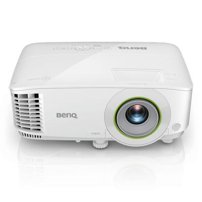 Проектор BenQ EH600 DLP, 1920x1080 FHD, 3500 AL, SMART, 1.1X, TR 1.49~1.64, HDMIx1, VGA, USBx2, wireless projection, 5G .... (9H.JLV77.13E)