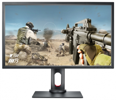 "Монитор BENQ 27"" XL2731 Zowie TN W-LED 16:9 1920x1080 144Hz 1ms 320cd/ m2 12M:1 170/ 160 DVI-DL / HDMI 2.0 x2 / DP1.2 / .... (9H.LHRLB.QPE)"