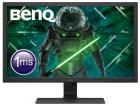 "Монитор BENQ 27"" GL2780 TN LED 1920x1080 16:9 300 cd/ m2 1ms 1000:1 12M:1 170/ 160 D-sub DVI HDMI DP Flicker-free Speake .... (9H.LJ6LB.VBE)"