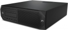 Рабочая станция HP Z2 G4 SFF, Core i7-9700, 8GB (1x8GB) DDR4-2666 nECC, 1TB SATA, DVD-ODD, Intel UHD GFX 630, mouse, key .... (9LM08EA#ACB)