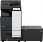 МФУ Konica-Minolta bizhub C550i (А3, цветное, 55 ppm, SRA3, 8GB, SSD 250GB, Duplex, Dual Scan DF, USB 2.0, Gigabit Ether .... (AA7P021)