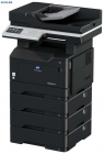 МФУ Konica-Minolta bizhub 4422 (А4, ч/ б, 44 ppm, 1GB, Duplex, RADF, USB 2.0, Ethernet, лоткок 250л, тонер) (AAFM021)
