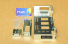 ACS-1100-RM-19= Набор крепежа Cisco 1100 Series Router Rackmount Wallmount Kit (ACS-1100-RM-19=)