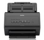 Настольные сканеры Документ-сканер Brother ADS-2400N, A4, 30 стр/ мин, 256Мб, цветной, дуплекс, DADF50, GigaLAN, USB, Fi .... (ADS2400NUN1)
