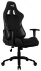 Кресло для геймера Aerocool AERO 1 Alpha All black (AERO 1 ALPHA ALL BLACK)