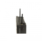 WHIP ANTENNA (STUBBY); DUAL BAND; 802.11 A/ B/ G/ N; 2.4GHZ 2DBI; 5GHZ 3.7 DBI; RPSMA CONNECTOR (AN2030)
