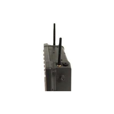 WHIP ANTENNA (STUBBY); DUAL BAND; 802.11 A/ B/ G/ N; 2.4GHZ 2DBI; 5GHZ 3.7 DBI; RPSMA CONNECTOR (AN2030)