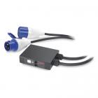 Блок контроля токов In-Line Current Meter, 32A, 230V, IEC309 (AP7155)