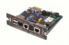 Карта сетевого управления для источника бесперебойного питания apc APC UPS Network Management Card 2 w/ Environmental Mo .... (AP9635)