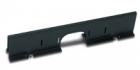 Shielding Partition Pass-through 750mm wide Black (AR8173BLK)