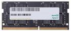 Оперативная память Apacer DDR4 16GB 2666MHz SO-DIMM (PC4-21300) CL19 1.2V (Retail) 1024*8 (AS16GGB26CQYBGH/ ES.16G2V.GNH .... (AS16GGB26CQYBGH)