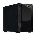 Нас сервер ASUSTOR AS4002T 2-Bay NAS/ CPU (2Core)/ 2Gb/ noHDD, LFF(HDD, SSD)/ 1x1GbE(LAN)/ 2xUSB3.1 ; 90IX0151-BW3S10 .... (AS4002T)