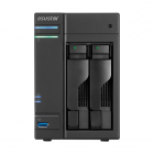 Сетевое хранилище ASUSTOR AS6302T 2-Bay NAS/ Media player/ Intel Celeron J3355 2.0GHz up to 2.5GHz (Dual-Core ), 2GB SO- .... (AS6302T)