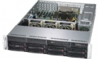 Серверная платформа Supermicro A+ Server 2U 2013S-C0R Single AMD EPYC/ no memory(8)/ Broadcom 3008/ no HDD(8)LFF/ 2xGE/ .... (AS -2013S-C0R)