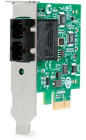 Сетевой адаптер Allied Telesis 100Mbps Fast Ethernet PCI-Express Fiber Adapter Card; SC connector, includes both standar .... (AT-2711FX/ SC-901)