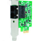 Сетевой адаптер Allied Telesis 100Mbps Fast Ethernet PCI-Express Fiber Adapter Card; MT connector; includes both standar .... (AT-2711FX/ MT-901)
