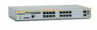 Коммутатор Allied Telesis AT-x230-18GP-50, L2+ managed switch, 16 x 10/100/1000Mbps POE+ ports, 2 x SFP uplink slots, 1  .... (AT-X230-18GP-50)