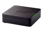 Шлюз голосовой 2-Port Analog Telephone Adapter (ATA191-K9)