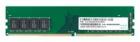 Оперативная память Apacer DDR4 8GB 2400MHz UDIMM (PC4-19200) CL17 1.2V (Retail) (AU08GGB24CEYBGH / EL.08G2T.GFH) (AU08GG .... (AU08GGB24CEYBGH)