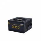 Chieftec CORE 500W, ATX 12V 2.3 PSU, W/ 12cm Fan, 80 plus Gold, BBS-500S Bulk (BBS-500S-BULK)