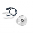 Комплект для программирования р/ ст Hytera PD7X (кабель для программирования + диск c ПО) (BC00006)