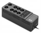 Источник бесперебойного питания для персональных компьютеров APC Back-UPS ES 650VA/ 400W, 230V, AVR, 8 Rus outlets (2 Su .... (BE650G2-RS)
