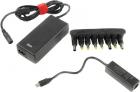 Универсальный адаптер STM BLC65 для ноутбуков type C 65 Ватт NB Adapter STM BLC65 type C, USB(2.1A) (BLC65)