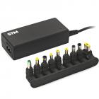 Универсальный адаптер для ноутбуков на 65Ватт NB Adapter STM BLU65, 65W, USB(2.1A) (BLU65)