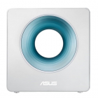 ASUS BLUE CAVE/ EEU / / роутер 802.11b/ g/ n/ ac, до 800 + 1734Мбит/ c, 2, 4 + 5 гГц, 4 внутренних антенны, USB 3.0 ; 90IG03W1- .... (BLUE CAVE)