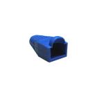 Hyperline BOOT-BL-10 Изолирующий колпачок для разъемов RJ-45, синий (10 шт.) (BOOT-BL-10)