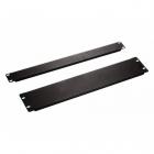 Hyperline BPV-1-RAL9005 Фальш-панель на 1U, цвет черный (RAL 9005) (BPV-1-RAL9005)