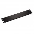 Hyperline BPV-4-RAL9005 Фальш-панель на 4U, цвет черный (RAL 9005) (BPV-4-RAL9005)