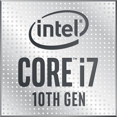 Процессор CPU Intel Core i7-10700K (3.8GHz/ 16MB/ 8 cores) LGA1200 OEM, UHD630 350MHz, TDP 125W, max 128Gb DDR4-2933, BX .... (BX8070110700K)