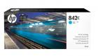 Картридж Cartridge HP 842C с голубыми чернилами 775 мл для PageWide XL 8000 (C1Q54A)