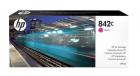 Картридж Cartridge HP 842C с пурпурными чернилами 775 мл для PageWide XL 8000 (C1Q55A)