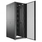 48U 600x1050, черный, дверь перф. (C3.RF4801)
