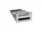 Модуль интерфейсный сетевой Catalyst 9200 4 x 1G Network Module (C9200-NM-4G=)
