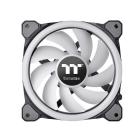 Кулер для процессора Riing Trio 14 RGB Radiator Fan TT Premium Edition 3 Pack/ Fan/ 14025/ PWM 500~1400rpm/ Triple Riing .... (CL-F077-PL14SW-A)