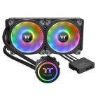 Система охлаждения Floe DX RGB 280 TT Premium Edition/ All-In-One Liquid Cooling System/ Braided Tube/ Riing Duo RGB Sof .... (CL-W257-PL14SW-A)
