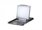 """Квм переключатель ATEN 19""""8P PS/ 2-USB VGA LCD KVM IP SW. W/ RU (CL5708IN-ATA-RG) (CL5708IN-ATA-RG)"""