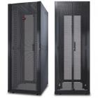 """Шкаф напольный CloudMax 19""""47 U780x1000, передняя дверь одностворчатая перфорированная, задняя дверь двустворчатая перфор .... (CLD47U8010_M50_SVF63DVR63_F)"""