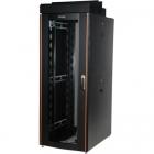 """Шкаф напольный CloudMax 19""""26U600x1200, передняя дверь одностворчатая перфорированная, задняя дверь двустворчатая перфори .... (CLD70626U6012BF1R1)"""