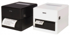 Принтер этикеток Citizen DT CL-E300, 203 dpi, LAN, USB, Serial, White (CLE300XEWXXX) (CLE300XEWXXX)