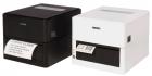 Принтер этикеток Citizen DT CL-E300, 203 dpi, LAN, USB, Serial, White (CLE300XEWXXX)