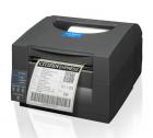 Принтер этикеток Citizen CL-S521II Printer; Direct thermal, Black, UK+EN Plug (ex 1000815) (CLS521IINEBXX)