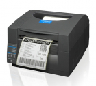 Принтер этикеток Citizen CL-S521II Printer; Direct thermal, Black, UK+EN Plug (ex 1000815) (CLS521IINEBXX)