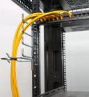 Hyperline CMW-VR-190 Кольцо организационное для укладки кабеля 190х85 мм, металлическое, для шкафов Hyperline и ZPAS (CMW-VR-190)